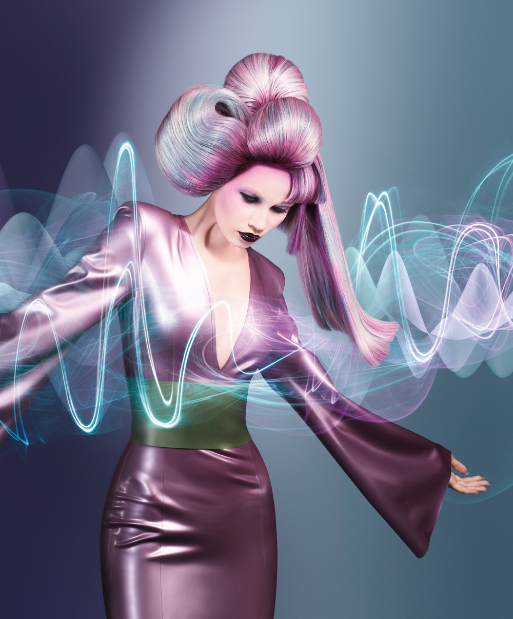 Wella Professional's Sound of Color Hair Trends for 2013