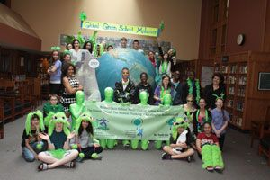 Pureology and Global Green Announce Green School Winner