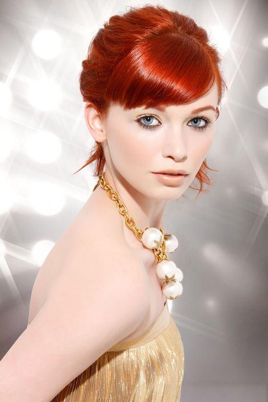Xena Parsons, Xena Beauty Company, New York City.  Fashion: DGI