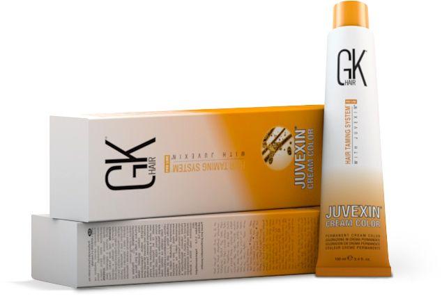GkHair Juvexin Cream Color