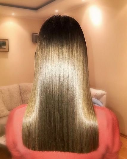 10 Examples of Super Shiny Hair That Will Make You Stop and Stare...
