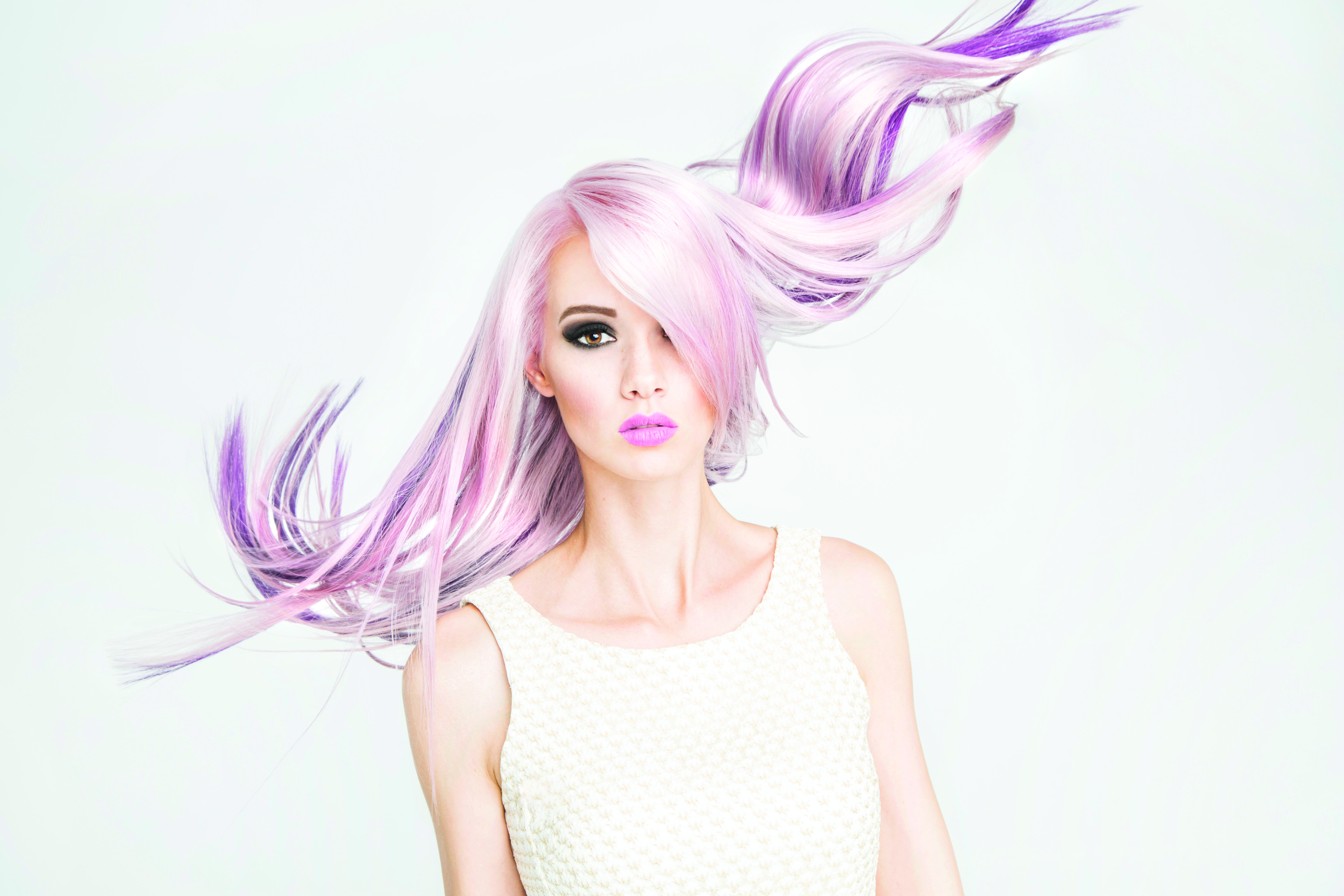 HOW-TO: Multidimensional Lavender Using GKHair Color
