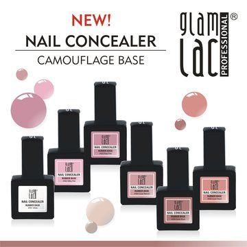 COSMOPROF: GlamLac LLC. GlamLac Nail Concealer 15 ml