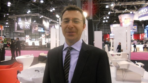 """SHOPPING TIP: """"There's a growing demand for privacy, not only to protect our personal data but also in salons! Clients like to have their own space, especially in a VIP environment or when they are offered hair treatments."""" -Giampiero Stuani,Gamma & Bross USA president"""