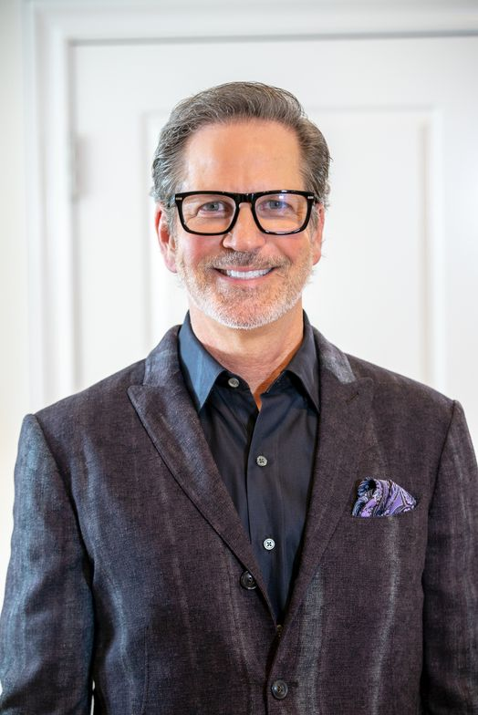 <p>Gary Harlan, owner of NColor Salon in Naples, Florida.</p>