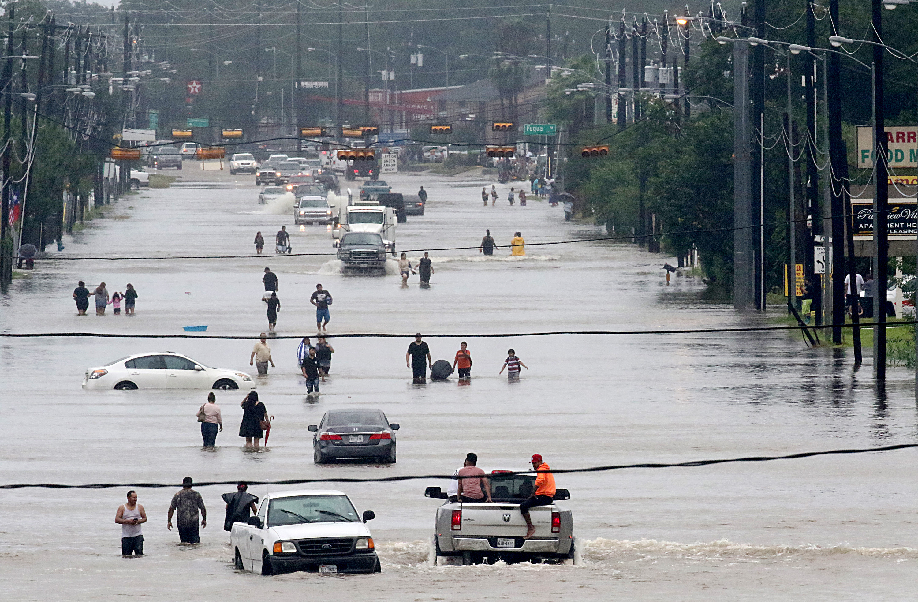 How You Can Help Victims of Hurricane Harvey