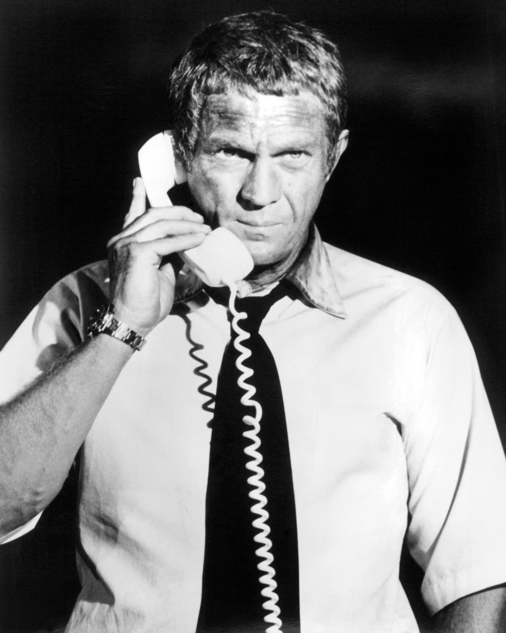 <p><strong>Rugged actor Steve McQueen frequented Sebring's Beverly Hills salon and became Markham's client and personal friend. (Getty Images)</strong></p>