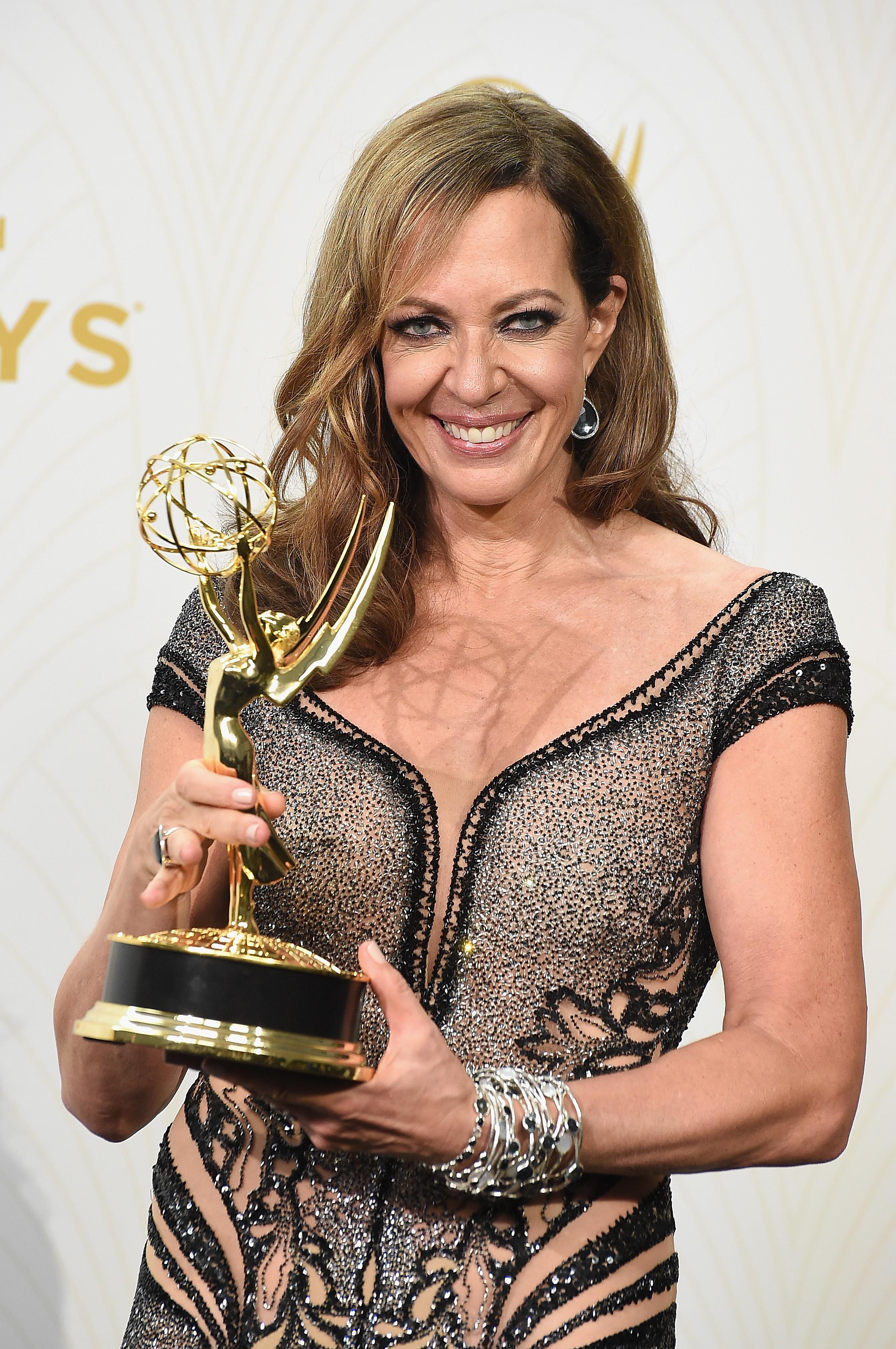 Emmy Trend Report: Voluminous Waves