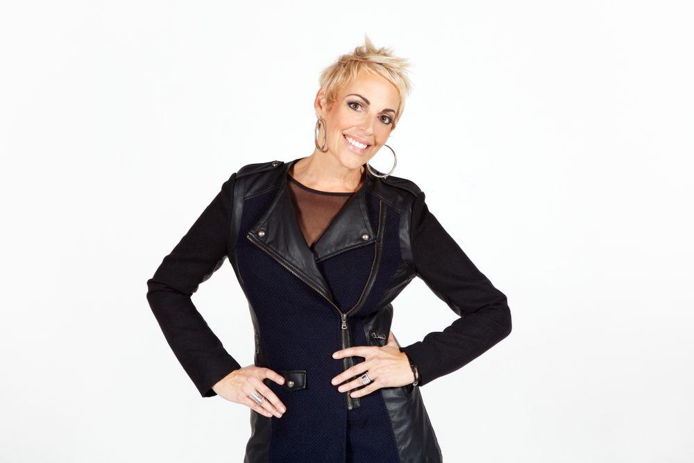 Keri Davis-Duffy, co-owner of Gila Rut Salon in San Diego, CA.