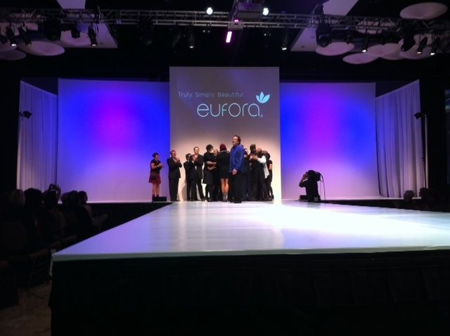 Eufora educators learn they are part of the Global Artistic Team.