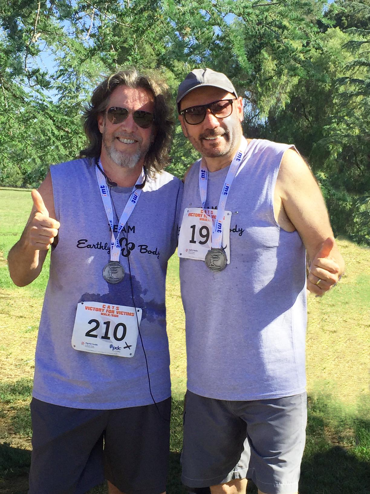 Kevin Wachs and Steve Goddard