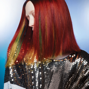Crown Jewels: The Best Jewel-Toned Hair Color of 2016—And How to Maintain It