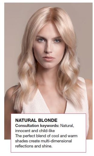 Goldwell's New Campaign Celebrates Blondies