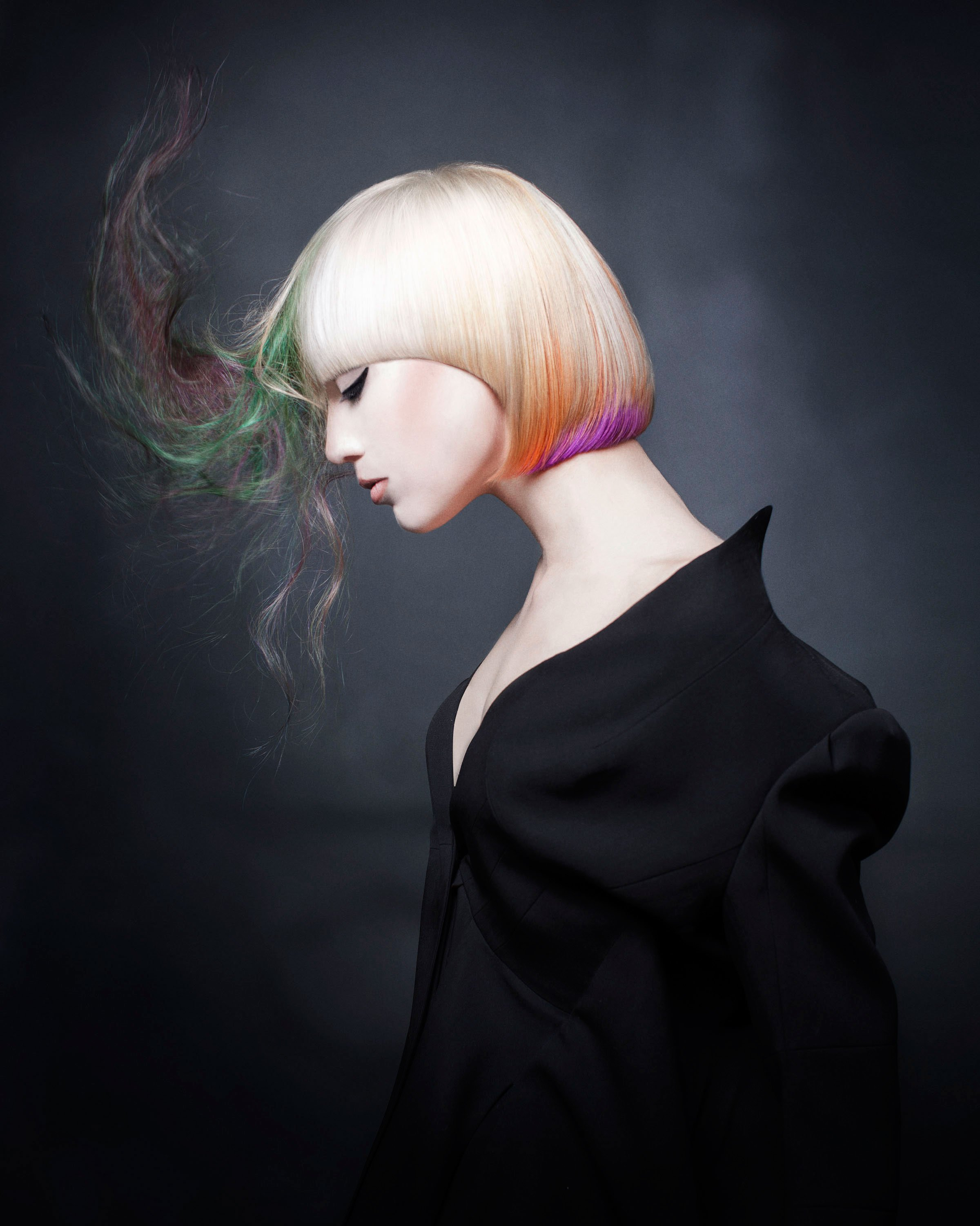 BREAKING NEWS! The 2016 U.S. Gold Finalists of Goldwell's Color Zoom Challenge