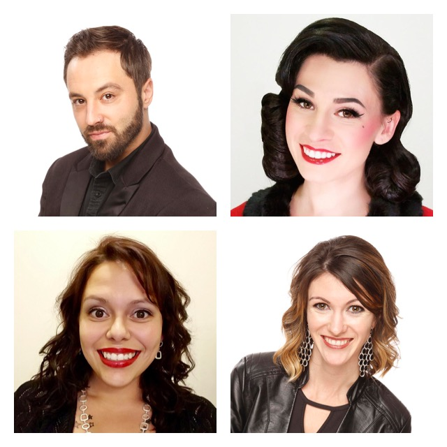 Introducing...Great Clips' New Design Team Masters!