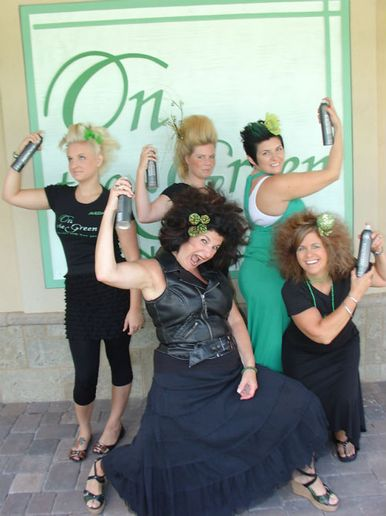 2013 STAMP Social Media Post Winner: On the Green Salon and Spa