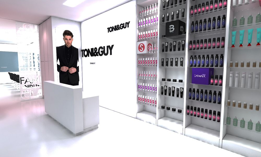 TONI&GUY Hairdressing Salon in Greenwich, CT