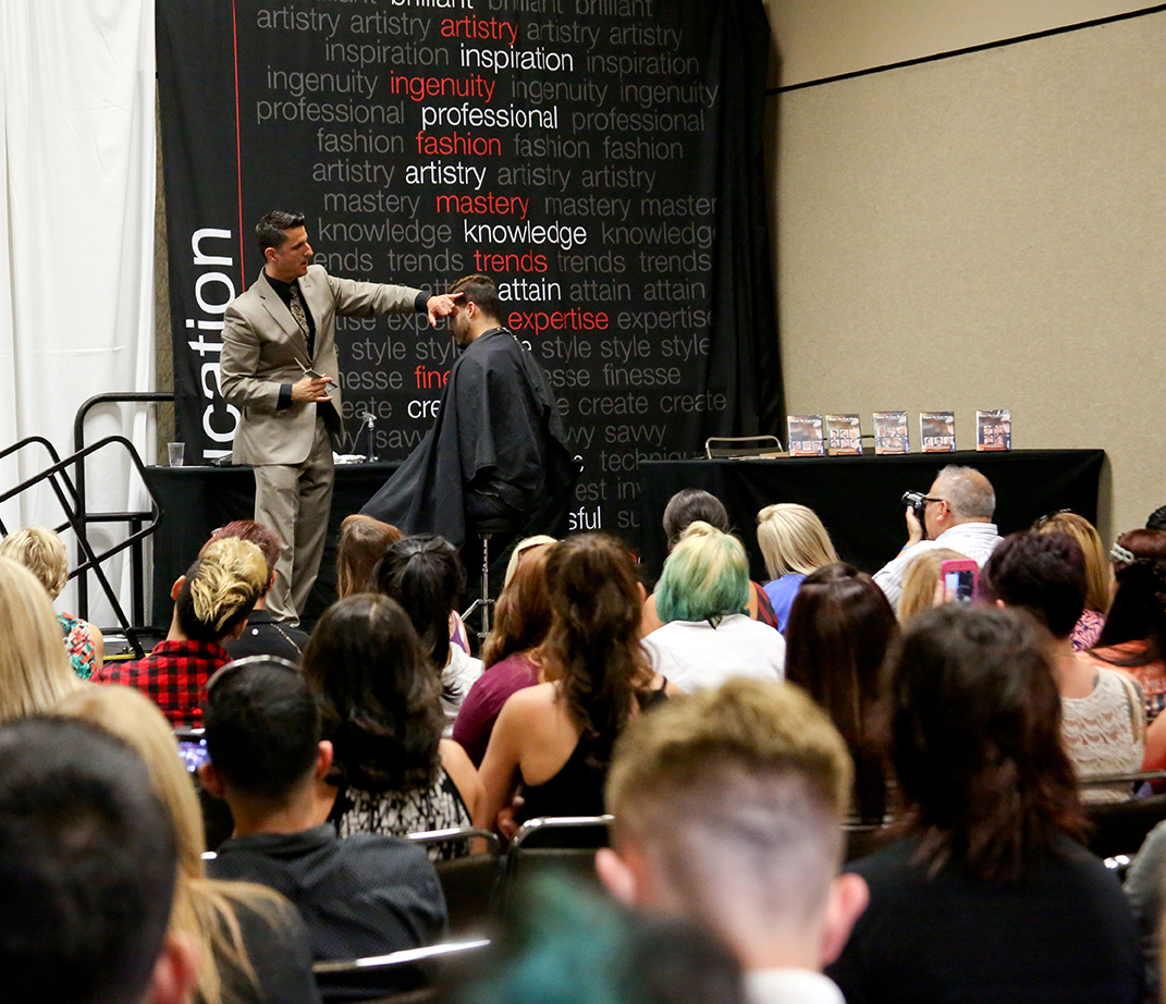 Don't Miss: Trichology and Haircutting Classes at Premiere Orlando