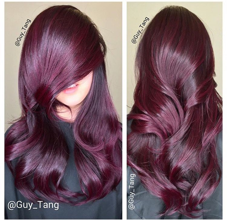 21 Hair Color Transformations by Guy Tang