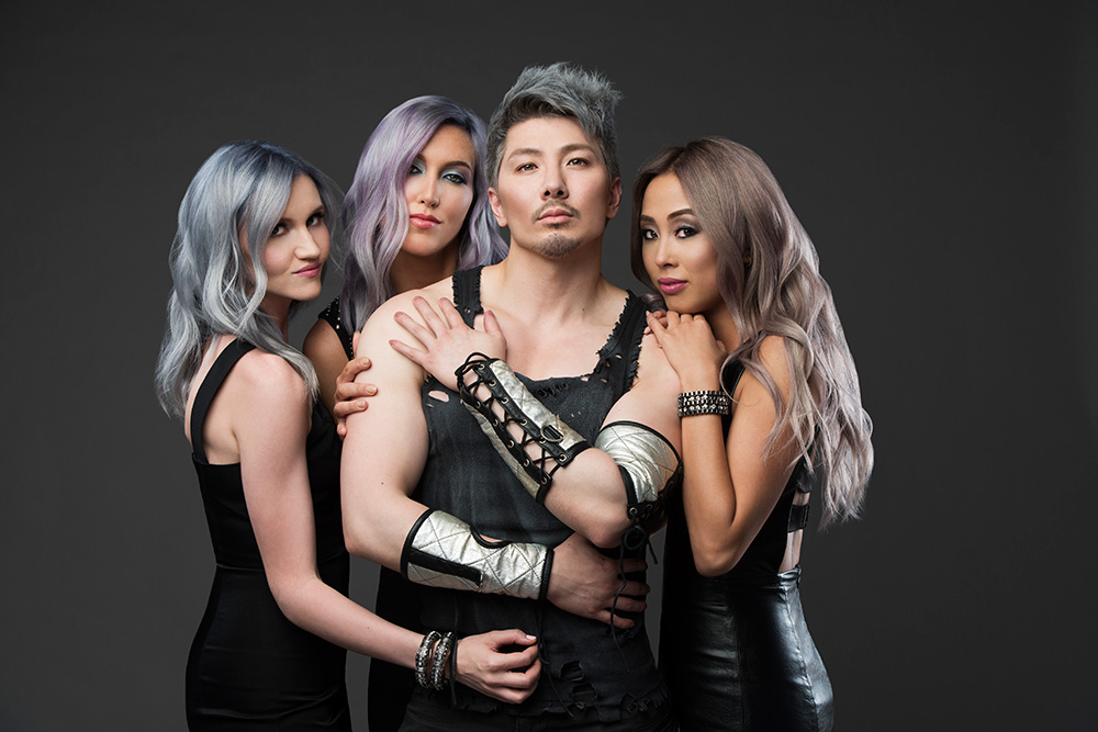 Guy Tang Partners with Kenra Color! See These Exclusive Metallic Haircolor Looks