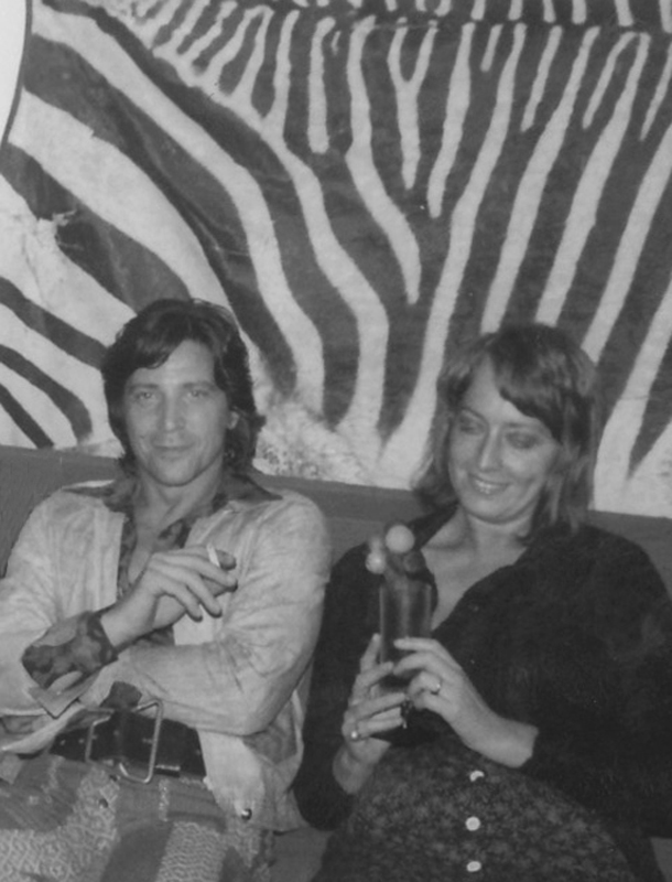 "<p></p> <ol start=""1971""> <li>Photo of Helen with Raphael, in her Montreal apartment, 1971.</li> </ol>"