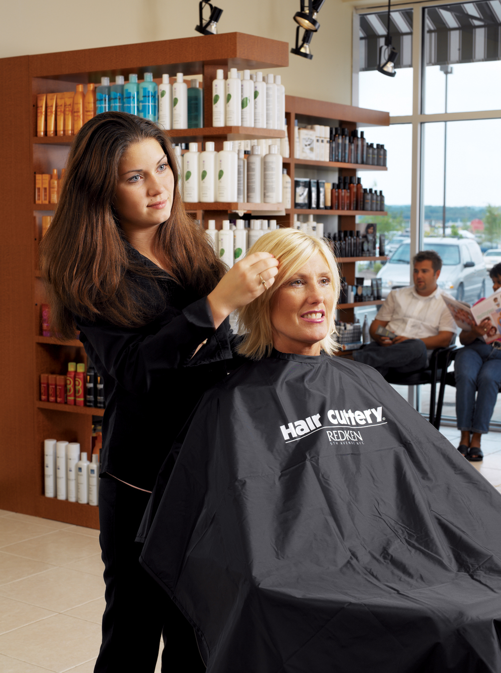 Hair Cuttery says the transition from student to salon professional can be fail-proof thanks to its Path to Prosperity approach to success.