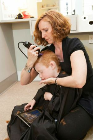 Wella's Charity Challenge: HeadQuarters Helps Kids with Autism