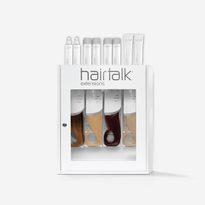 Hairtalk's Countertop Extension Stocking Cabinet