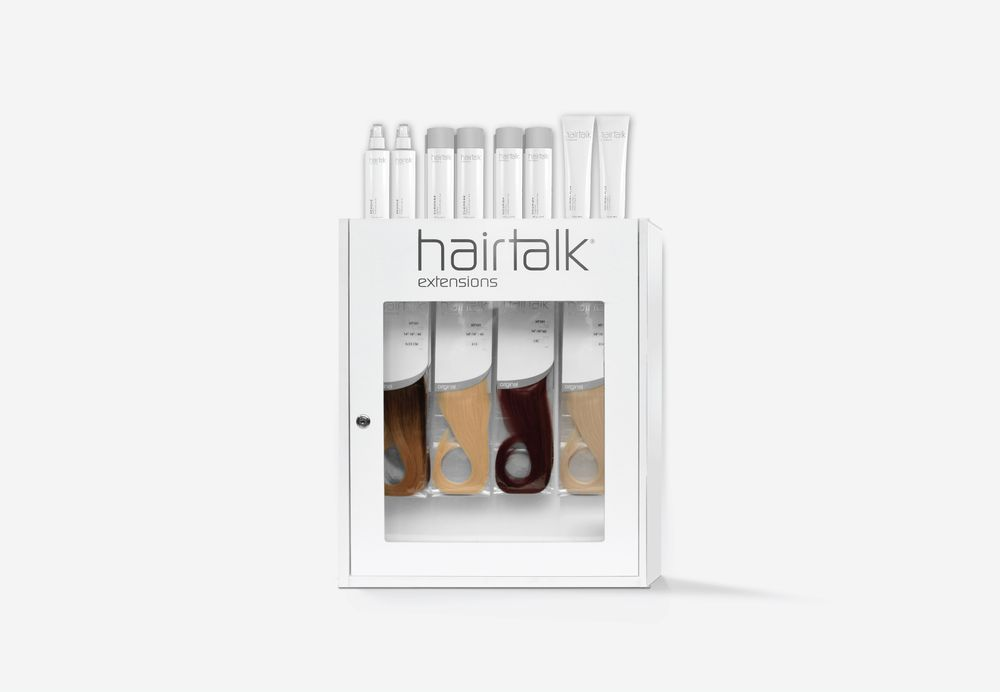 Hairtalk's Countertop Mount