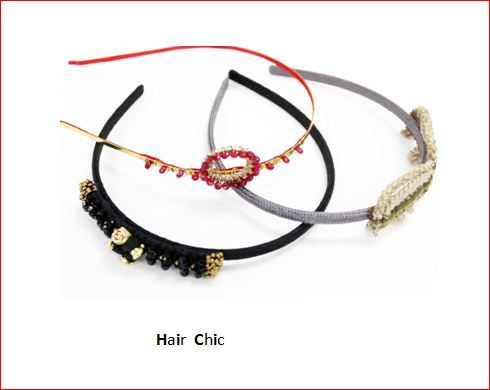 Chic Designs: Original Hair Jewelry