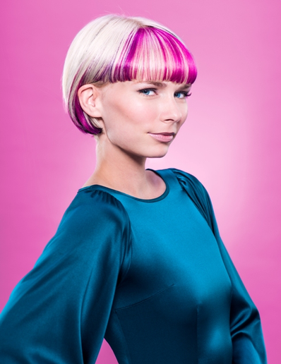 Hairdreams Pink Hair for Hope