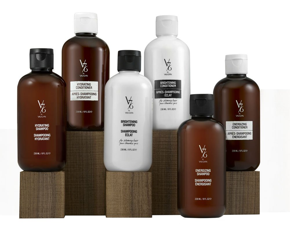 V76 haircare products