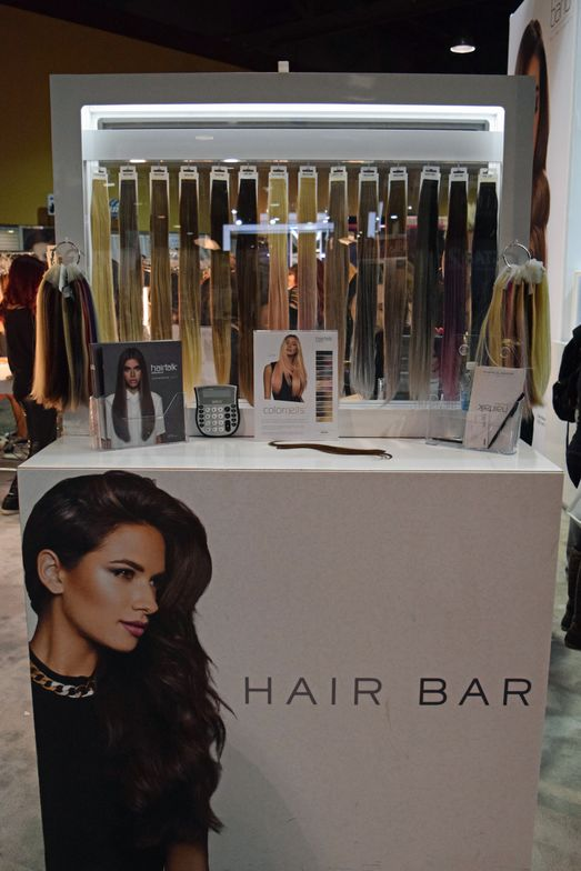 Hairtalk is making extensions approachable and accessible to stylists and clients alike.