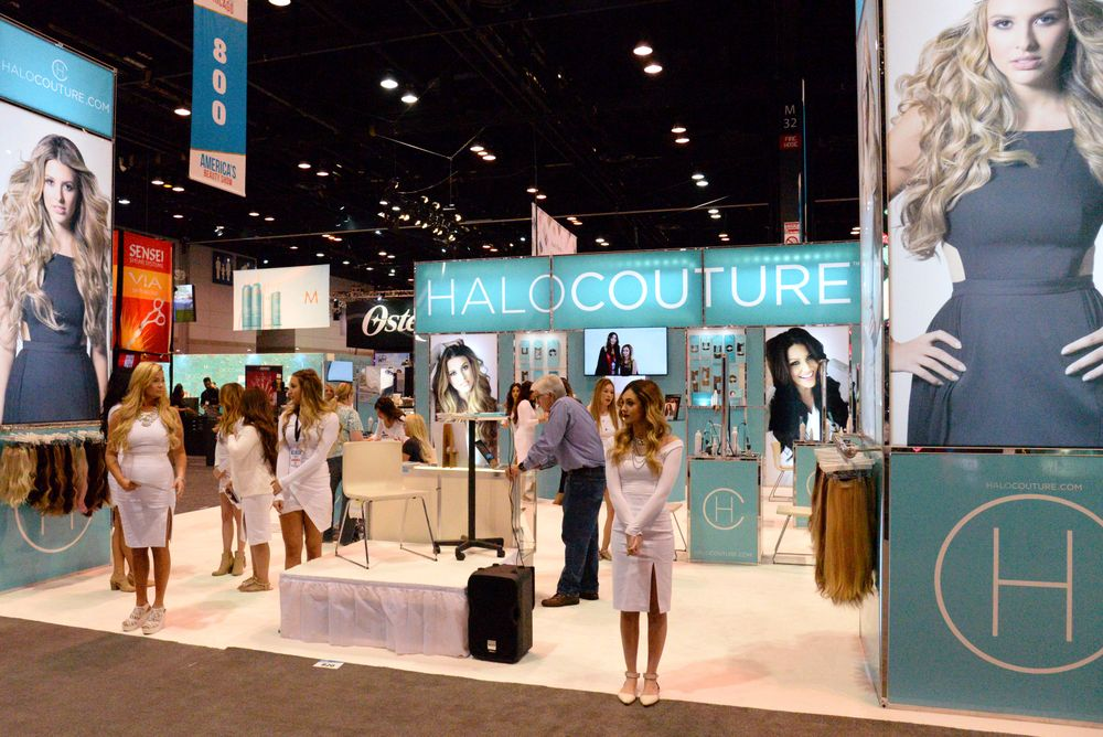 HaloCouture Extensions, Booth #820