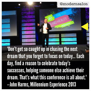 Millennium Experience 2013: Turning Dreams into Reality