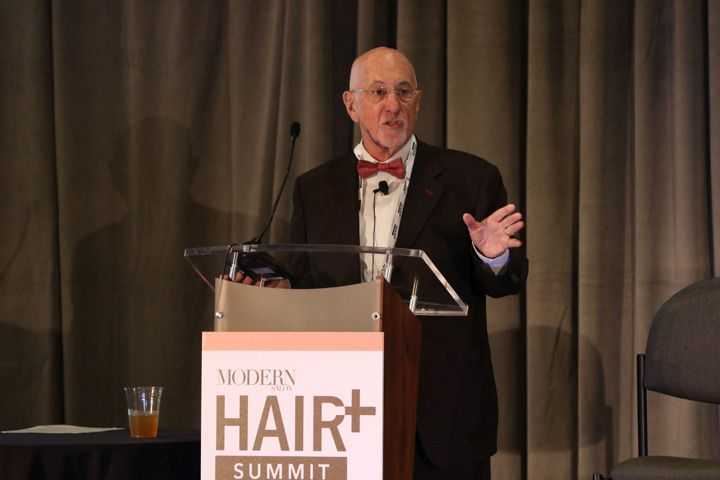 <p>Groh&#39;s Dr. Marvin Hausman explains how his research on mushrooms led to help for clients with hair loss.</p>