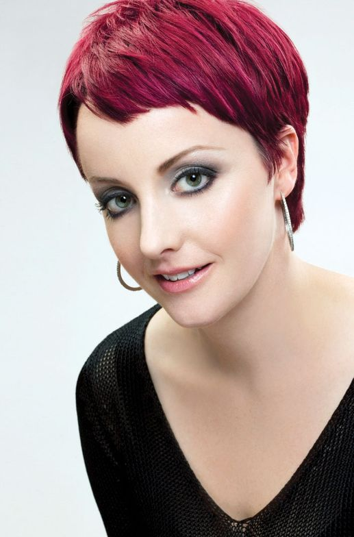 Schwarzkopf Professional Color Director North America Rossa Jurenas