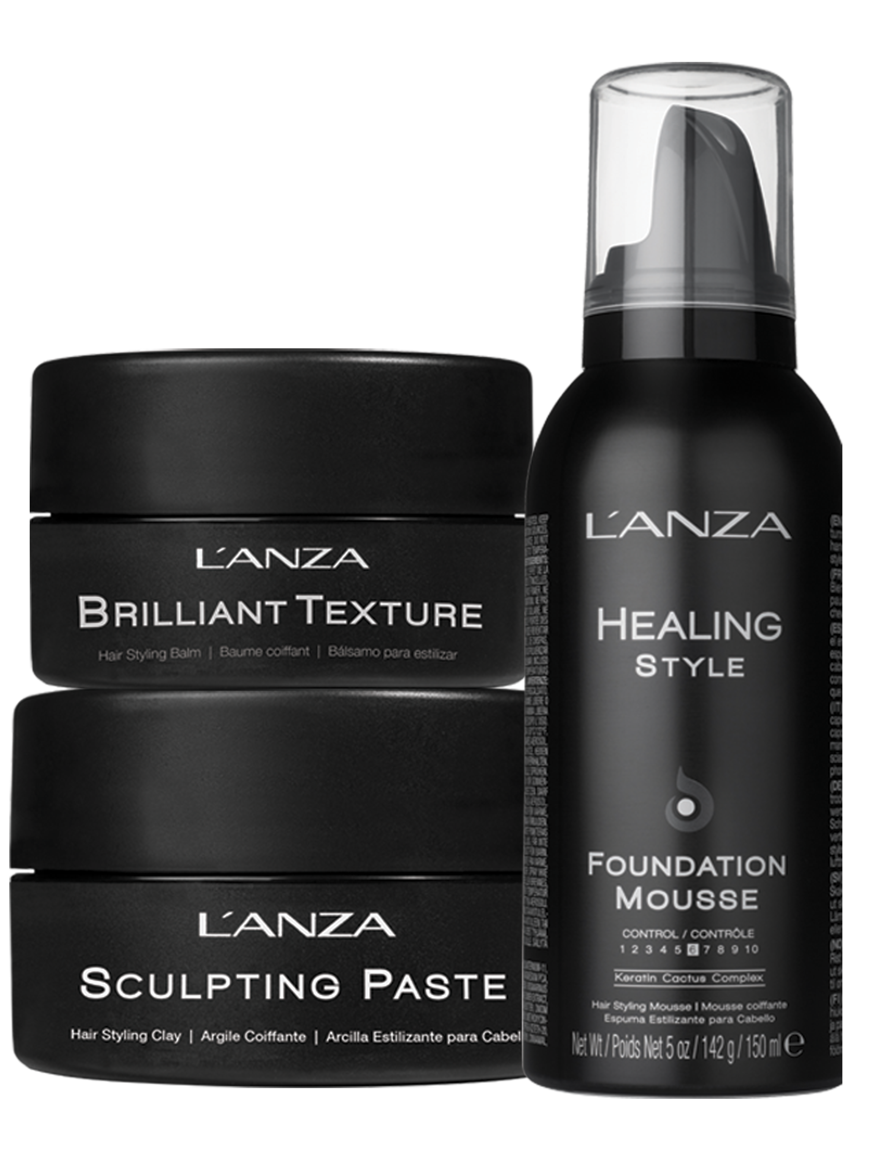 Foundation Mousse, Sculpting Paste and Brilliant Texture—New Products From L'ANZA