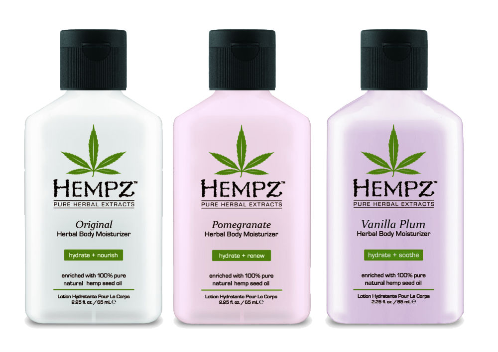 Hempz Triple Threat Kit