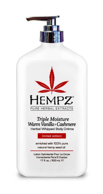 Hempz Triple Moisture Warm Vanilla + Cashmere