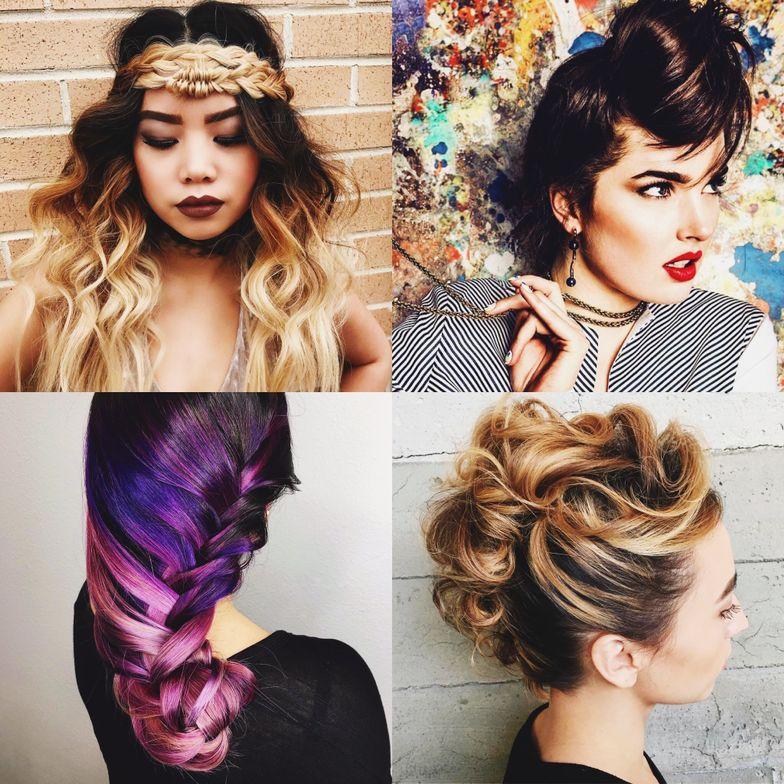 <p>1- top left:Megan Schipani</p> <p>2- top right:Yolanda Hale</p> <p>3- bottom left:Franco Hernandez</p> <p>4- bottom right:Jessica Warburton</p>