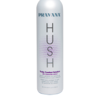 Pravana Hush Scalp Comfort Solution Soothes Irritation on Client's Scalp