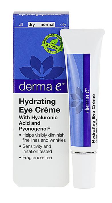 derma e Hydrating Eye Crème