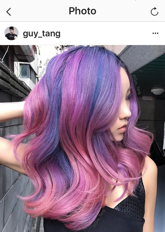 A beautiful shot and color by Guy Tang.