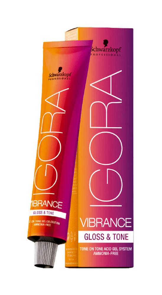 Schwarzkopf Professional Launches IGORA Vibrance Gloss & Tone