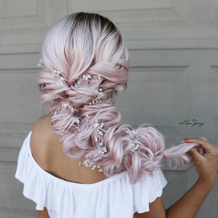 """Mermaid hair love."""