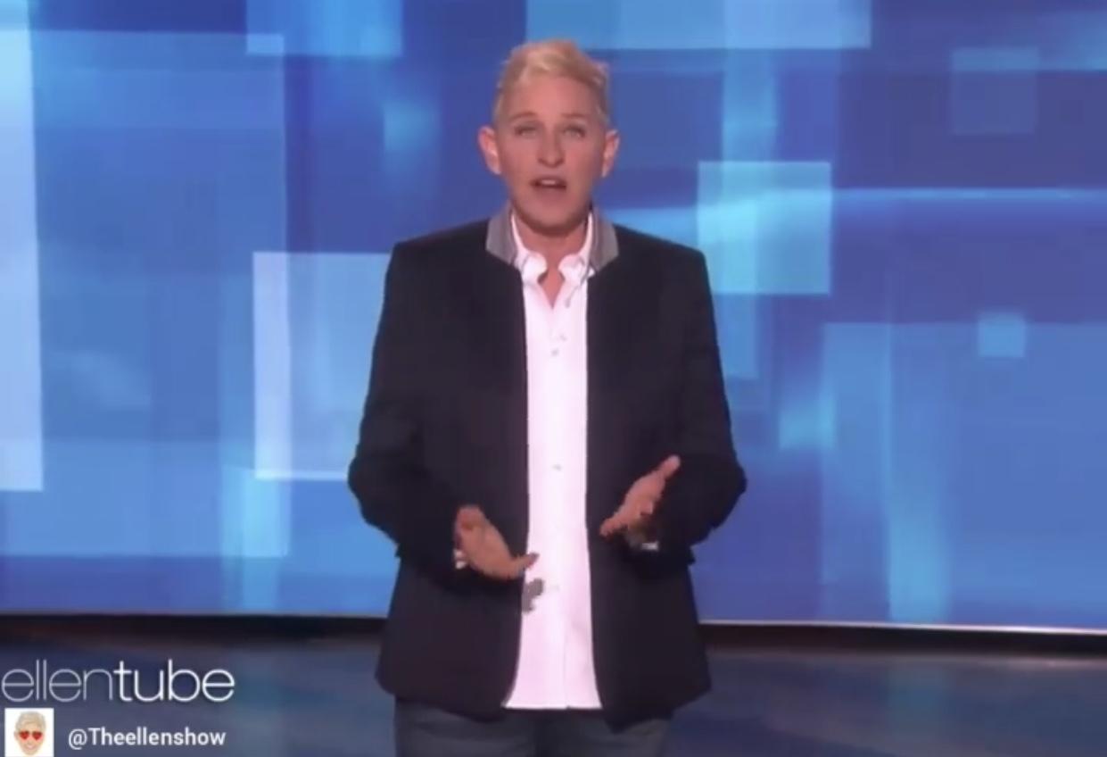 The Ellen Show/YouTube
