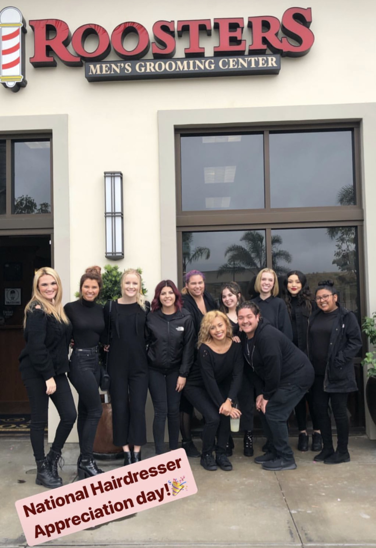 Bellus Academy Spreads the Love on National Hairstylist Appreciation Day