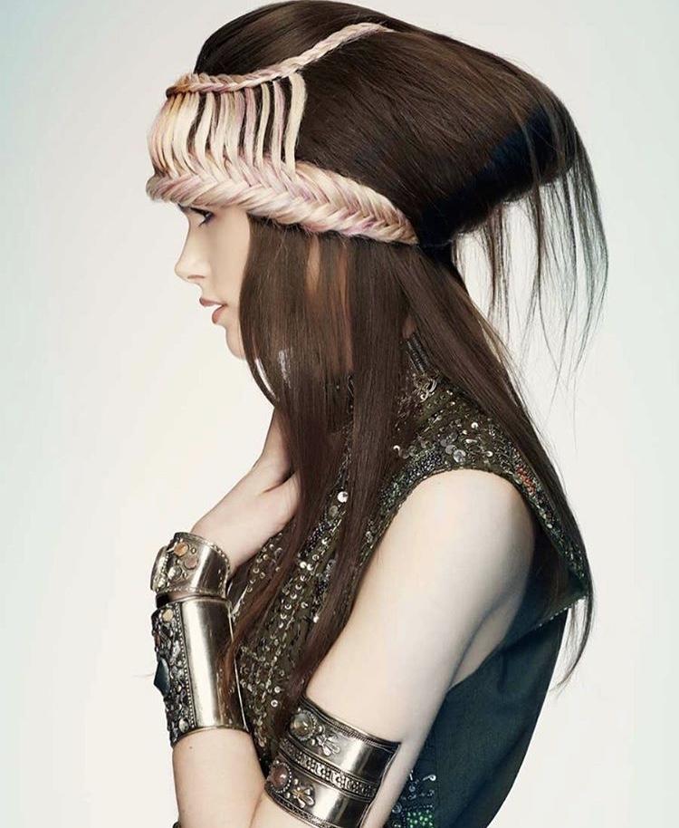 Hair by @TheresaPrzybyla