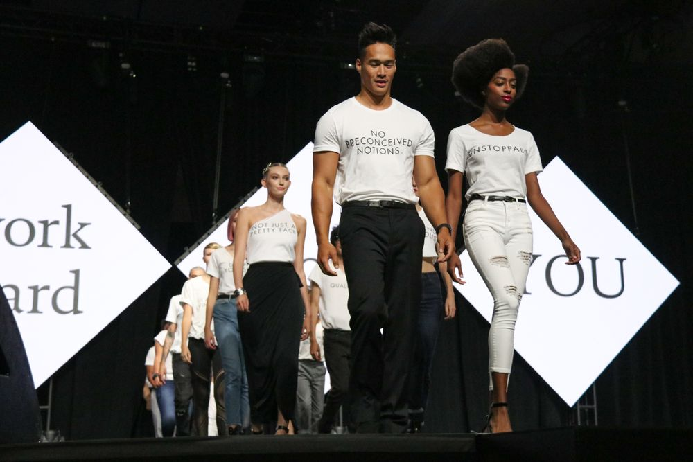NAHA 2018: Living Proof's presentation challenged the notion of boundaries and encouraged liberation instead of labeling.